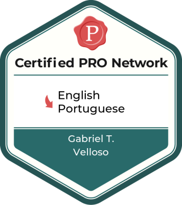 PRO Network Badge